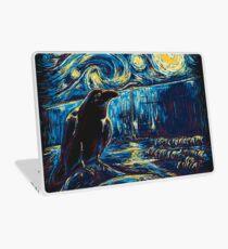Starry Night's Watch Laptop Skin