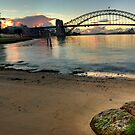 Sydney Rocks - Sydney Harbour (HDR Panorama) - The HDR Experience by Philip Johnson