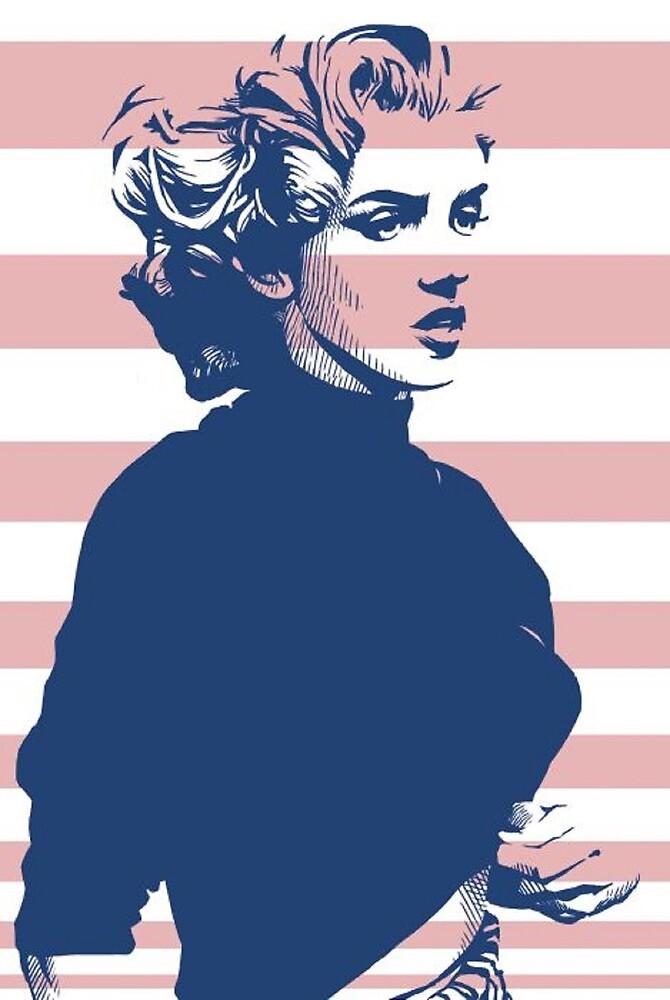Marilyn Monroe by StydiaLove