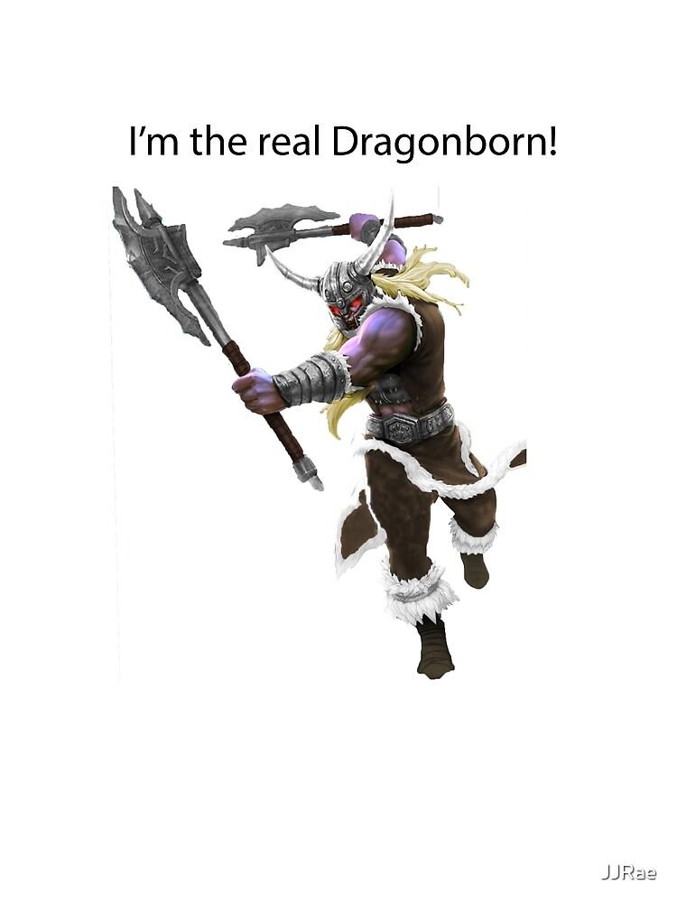 Olaf The DragonBorn by JJRae