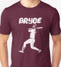 Bryce Harper Phillies - White Stencil-3 Unisex T-Shirt
