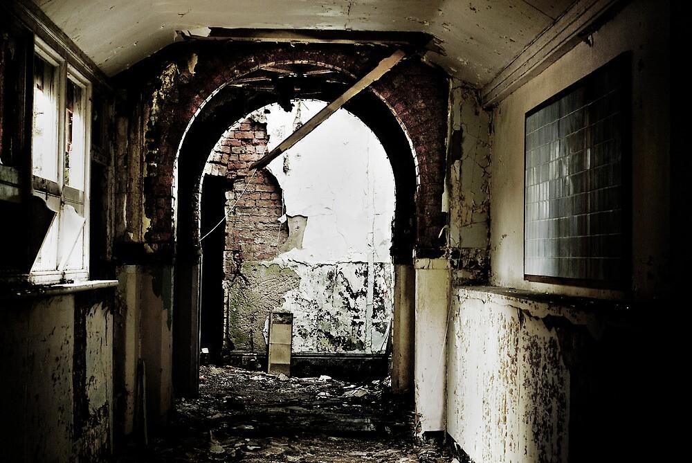 Desolation by Kelvin Hughes