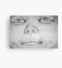 Fabrification of Reality Canvas Print