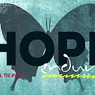 HOPE ENDURES by coolteeclothing
