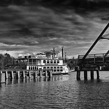 Riverboat by ivoire