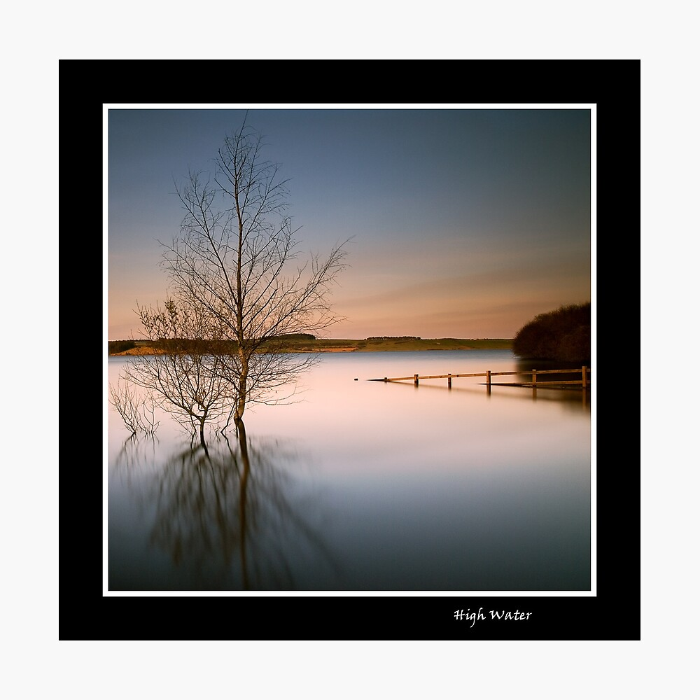 High Water Photographic Print