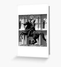 Jackson Square : Andrew Jackson  Greeting Card