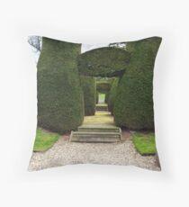Topiary! Throw Pillow