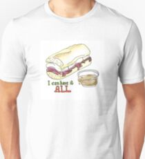 I can have it all! 30 Rock tribute T-Shirt