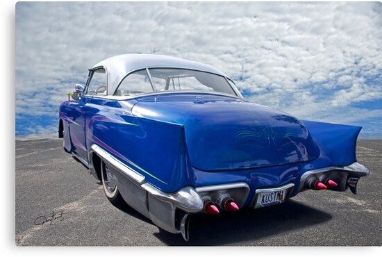 1951 Chevrolet 'Custom' Bel Air II by DaveKoontz