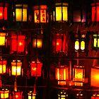 Lantern Lights by Kiwikels