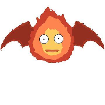 Calcifier bat by nicoletunni