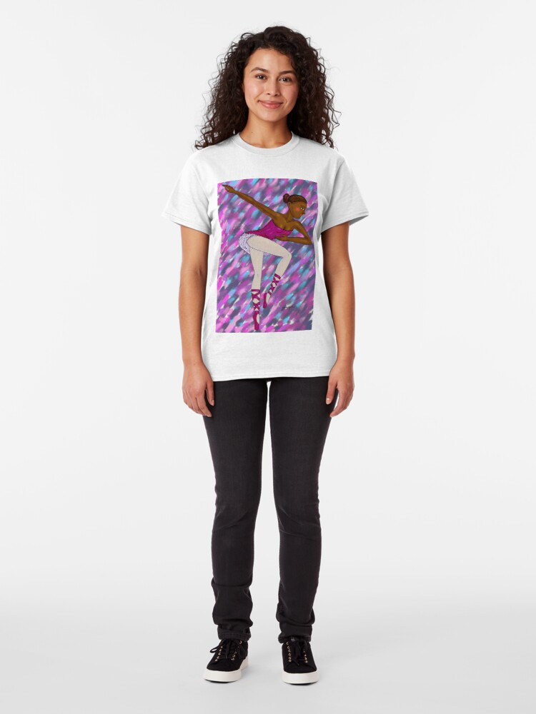 Alternate view of Ballerina Classic T-Shirt