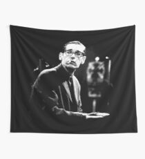 Bill Evans - Jazz Pianist Wall Tapestry