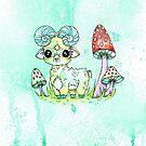 Little Goat by LonelyTreeArt