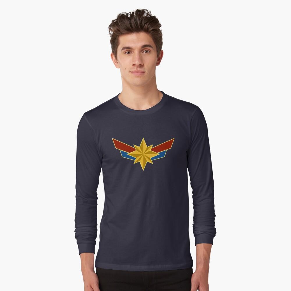Super Heroine Long Sleeve T-Shirt