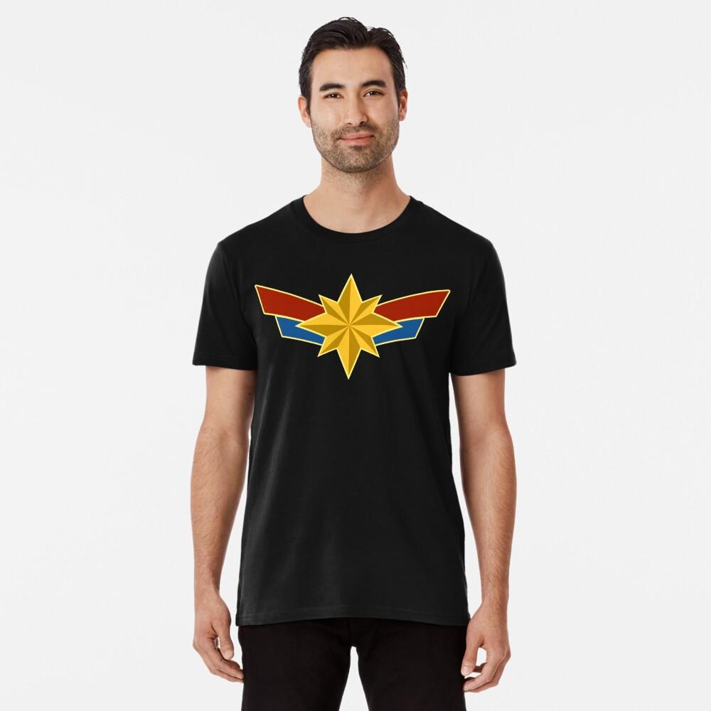 Super Heroine Premium T-Shirt