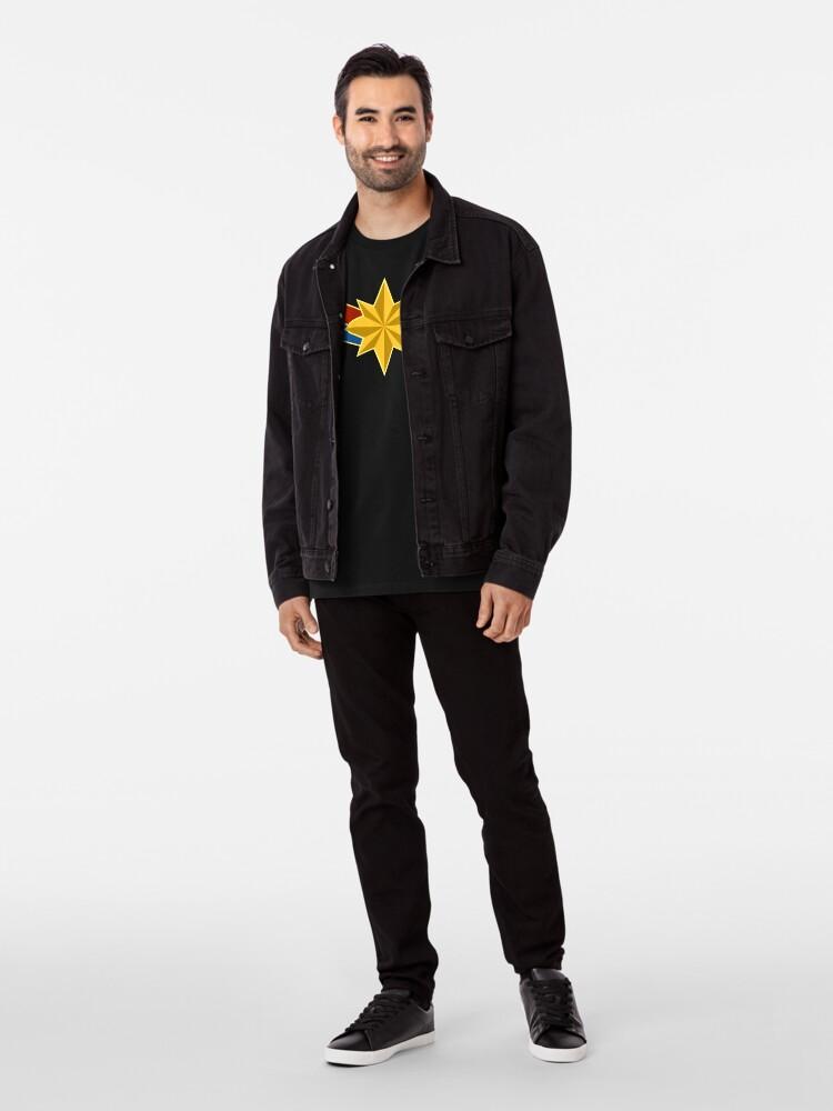 Alternate view of Super Heroine Premium T-Shirt
