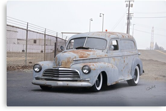 1946 Chevrolet Sedan Delivery II by DaveKoontz