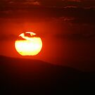 Sunset Mountain by Julie's Camera Creations <><