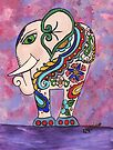 Indian Elephant by Kayleigh Walmsley