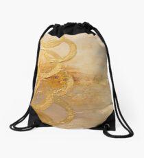 Crop Circles Drawstring Bag