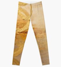 Crop Circles Leggings