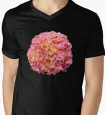 'Young 'Glowing Embers' Bloom' Men's V-Neck T-Shirt