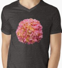 'Young 'Glowing Embers' Bloom' Mens V-Neck T-Shirt