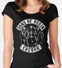 Sons of Durin Women's Fitted Scoop T-Shirt