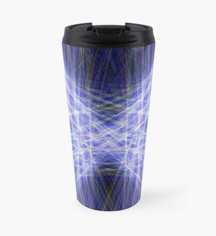 Laser Butterfly Travel Mug