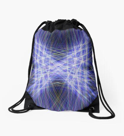 Laser Butterfly Drawstring Bag