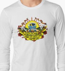 May The Four Winds Blow You Safely Home - Fare Thee Well Long Sleeve T-Shirt