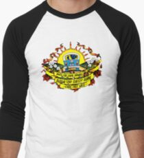 May The Four Winds Blow You Safely Home - Fare Thee Well Men's Baseball ¾ T-Shirt