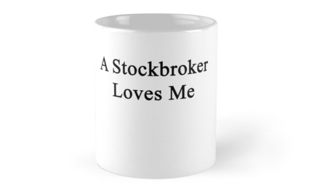 A Stockbroker Loves Me  by supernova23