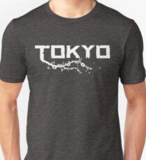 Tokyo Blossom Sakura Tree Unisex T-Shirt