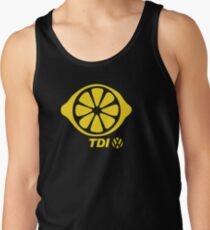 VW TDI Lemon Slice Yellow T-Shirt
