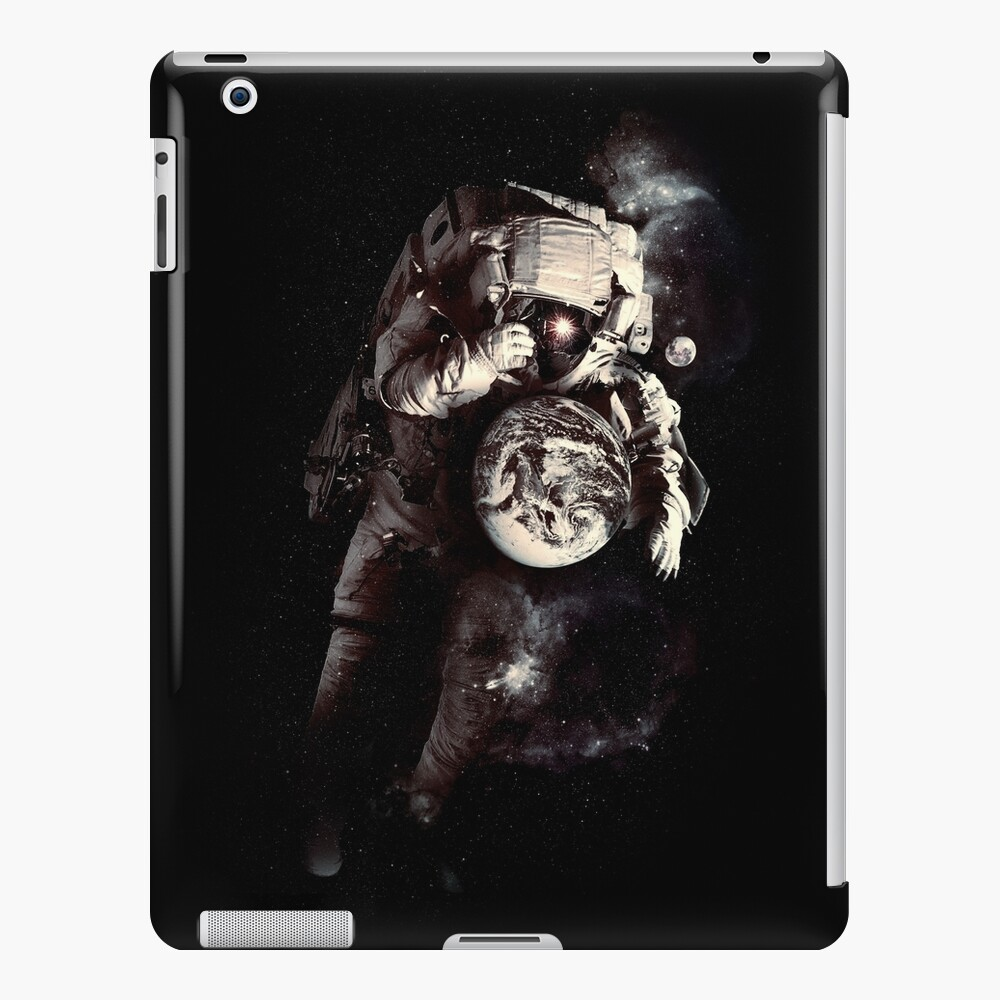 It's A Small World After All iPad Case & Skin