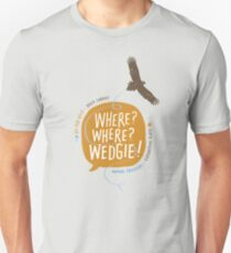 Where, Where, Wedgie? Go for Gold, 2019 Survey Unisex T-Shirt