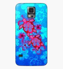 Funda/vinilo para Samsung Galaxy Tortugas tropicales hawaianas de Honu