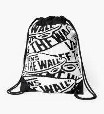 Vans Collage Drawstring Bag
