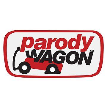 Parody Wagon - Badge by parodywagon