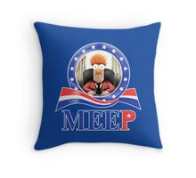 Meep Throw Pillow