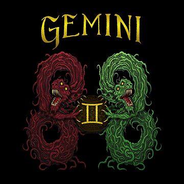 Gemini - Azhmodai 2019 by Azhmodai