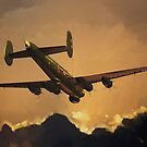The Old Grey Lady: Avro Shackleton, 8 Squadron, 1990 by coldwarwarrior