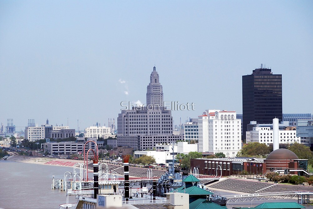 A View From The Bridge by Sharon Elliott-Thomas