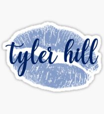 Tyler Hill Lips Sticker
