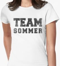 Team Sommer Women's Fitted T-Shirt