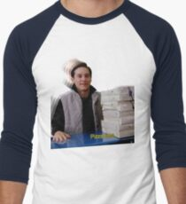 Pizza time! Men's Baseball ¾ T-Shirt