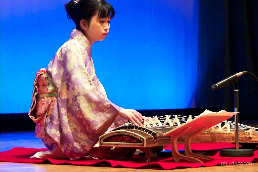 Koto Performance by phil decocco